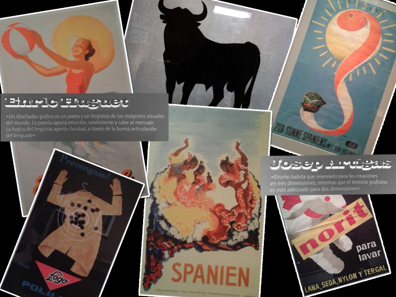 ExpoEjs Los albores del Diseño Gráfico Español