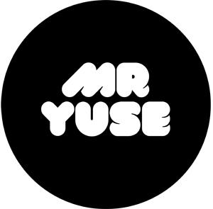 LOGO mryuse Mr Yuse? Quién? Who? Wer?