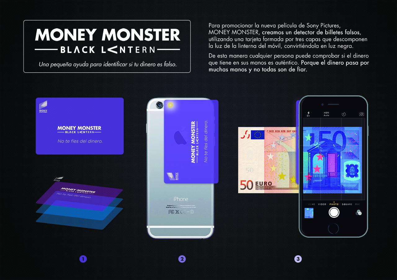 Money Monster - Black Lantern