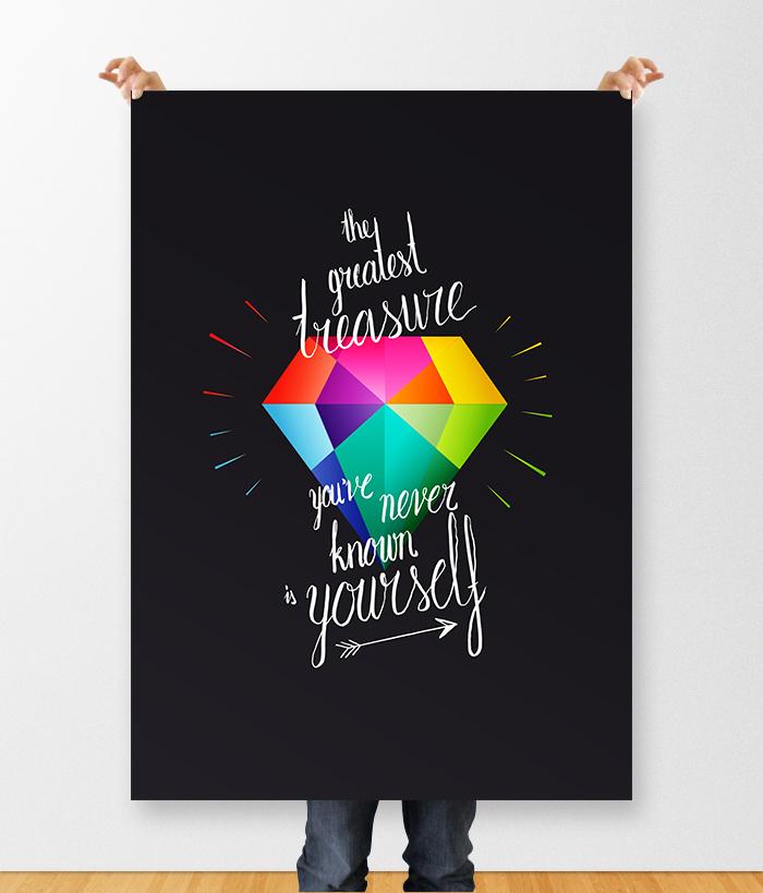 Poster Frase
