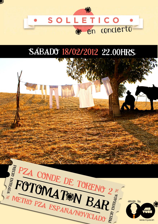 Solletico, nuevo EP ¡Arre!