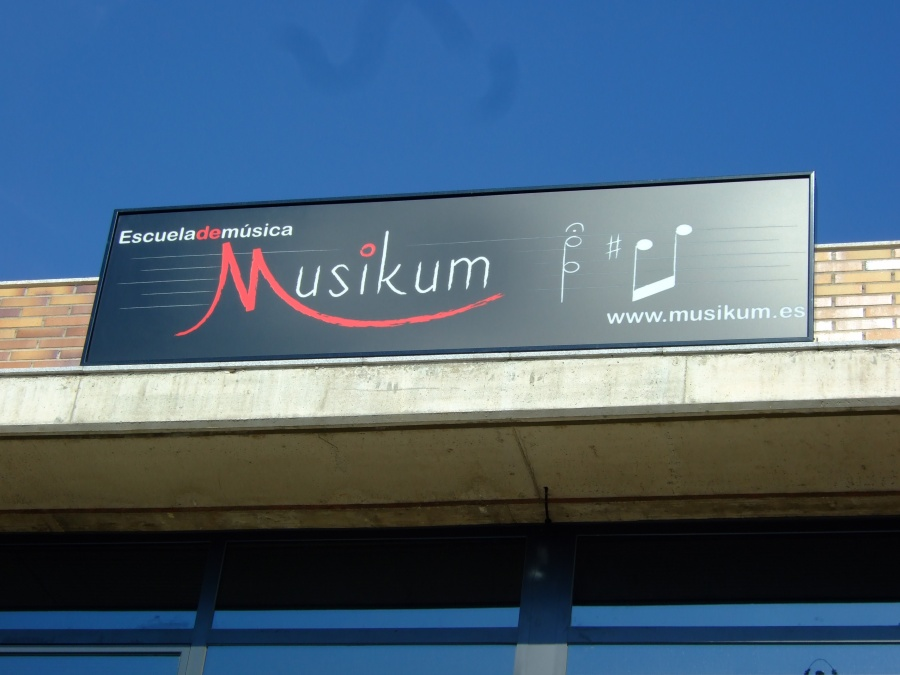 Bandeja retroiluminada Musikum